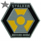 Stalker Zone Residents Patch Embroidered