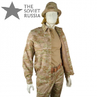 Russian Hot Climate Military Uniform Suit