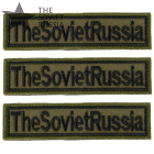 custom military name patch