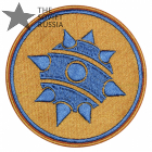 Team Fortress 2 Blu Demoman Embroidered patch