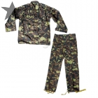 Ukrainian Military Camo BDU Suit Ukraine Genuine Surplus