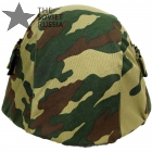 Universal Russian Army Military Helmet Cover Flora Camo