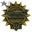 World Of Tanks Scout Tank Chest Badge