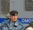 Russian OMON Police Special Froces Black Beret Hat Cap