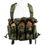 "Russian Military Tactical Vest AK ""Beetle"" Digital Flora Camo / Olive"