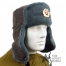 Ushanka Russian Soviet Army Uniform Winter Fur Hat Surplus